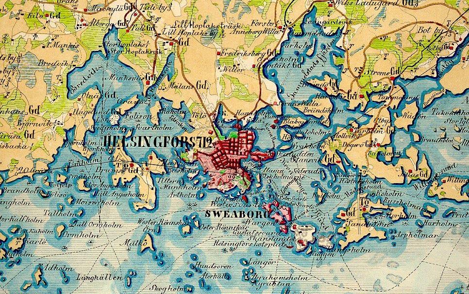 Lauttasaaren Historia Lauttasaari Fi