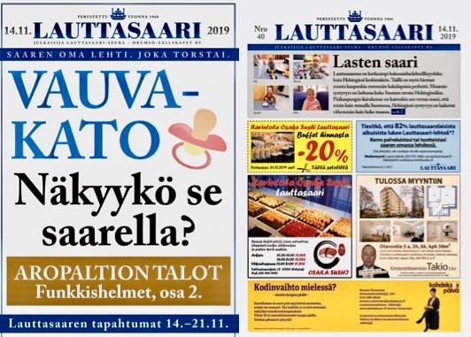 R Kioski Lauttasaari