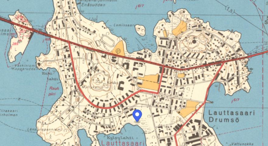 Lauttasaari.fi